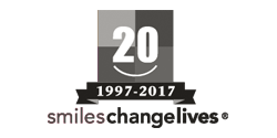 Smile Change Lives logo