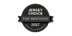 New Jersey Monthly top dentist logo